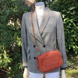 Veste Paul Smith et sac Jerome Dreyfus