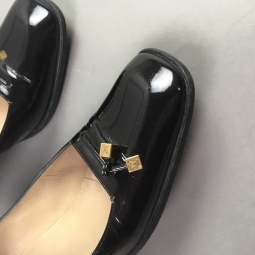 Mocassins Louis Vuitton vernis