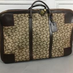 valise souple vintage