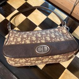 Petit sac Dior porté épaule